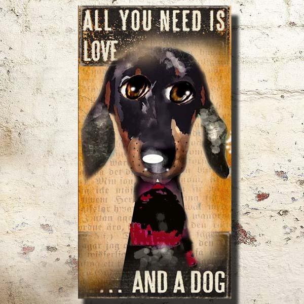 Dárek pro milovníky psů