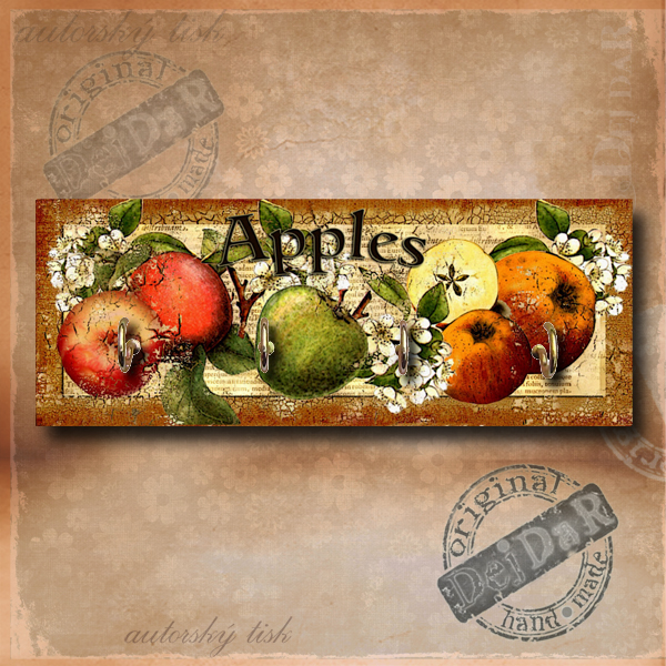 Věšák jablka
