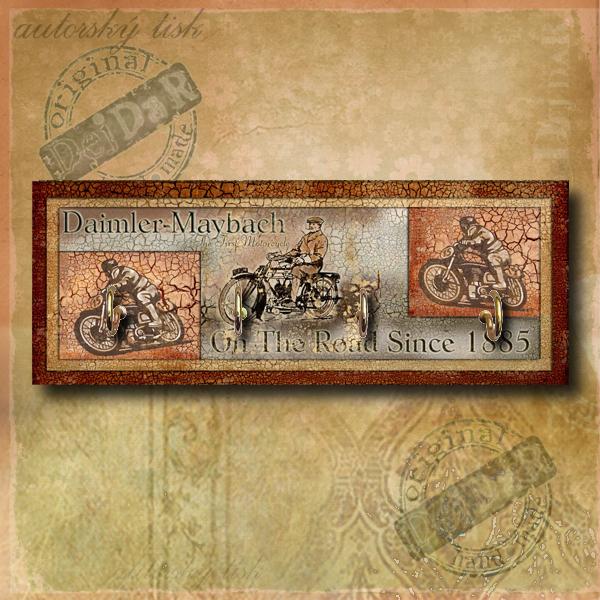 Věšák motocykly I.