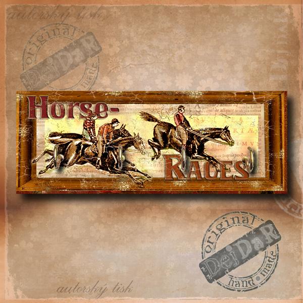 Věšák koně I.