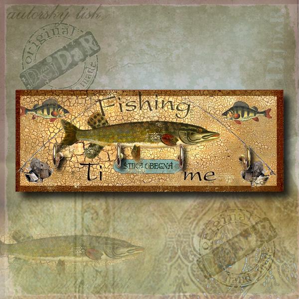 Věšák ryby