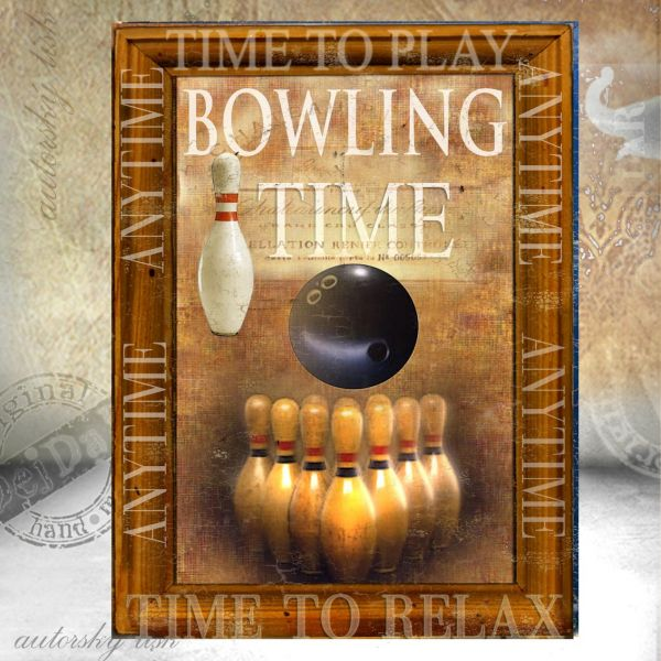 Obrazy bowling