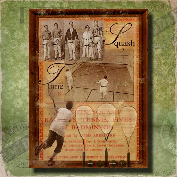 Obrazy squash