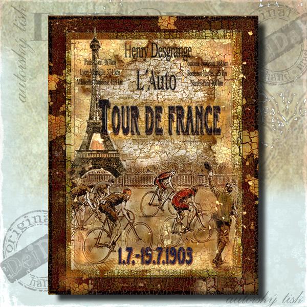 Obrazy Tour de France