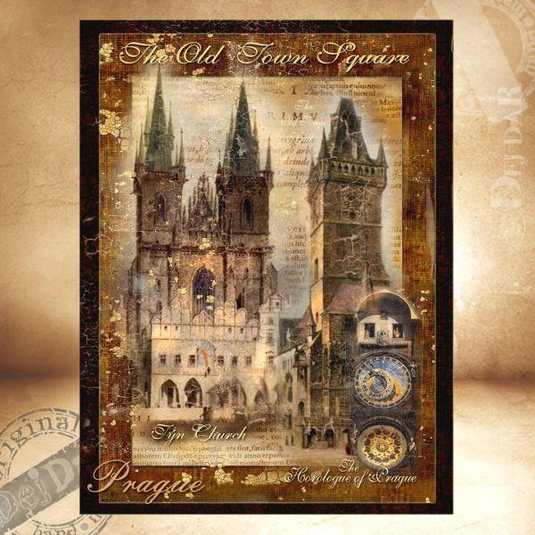 Obrazy Praha I.