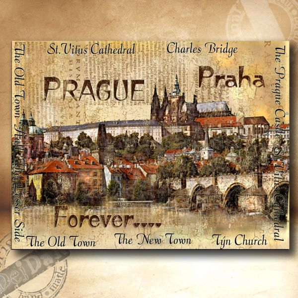 Obrazy Praha II.