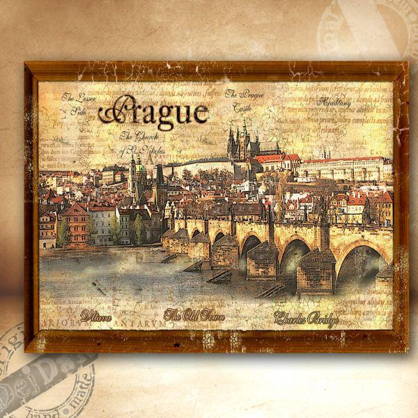 Obrazy Praha IV.