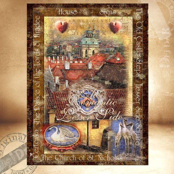 Obrazy Praha VII.