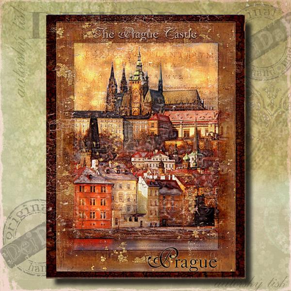 Obrazy Praha IX.
