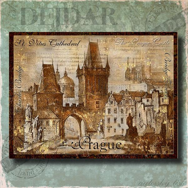 Obrazy Praha XI.