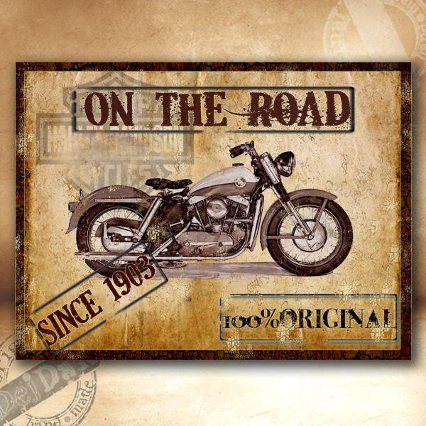 Obrazy motocykl II.