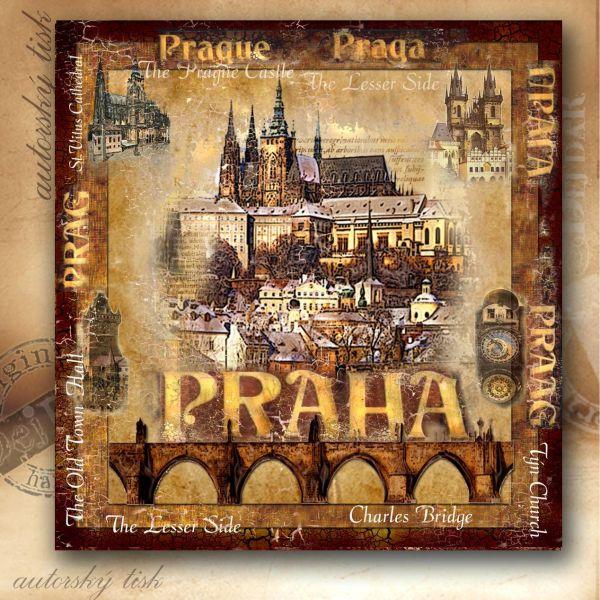Obrázek čtvercový Praha IV.