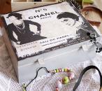 Šperkovnice dřevěná Chanel