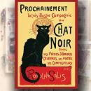 Věšák na šperky – kočka