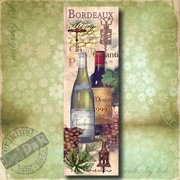 Krabice na víno II.