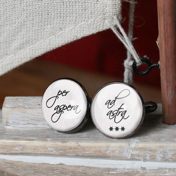 Dárek pro muže, originální manžetové knoflíčky