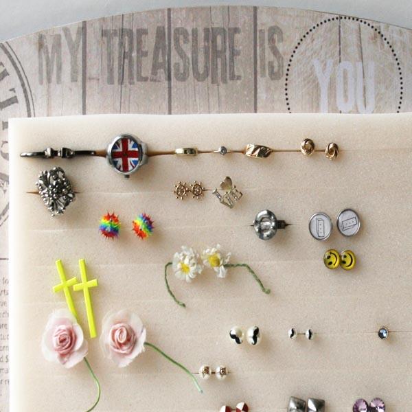 Dárek pro přítelkyni - šperkovnice, strojánek na šperky