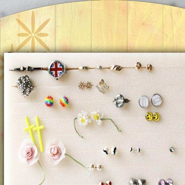 stojánek na šperky, dárek