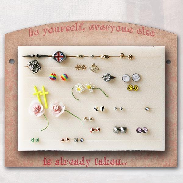 stojánek na šperky,šperkovnice