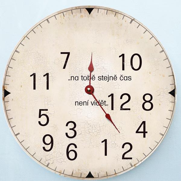 Tip na dárek, originální hodiny