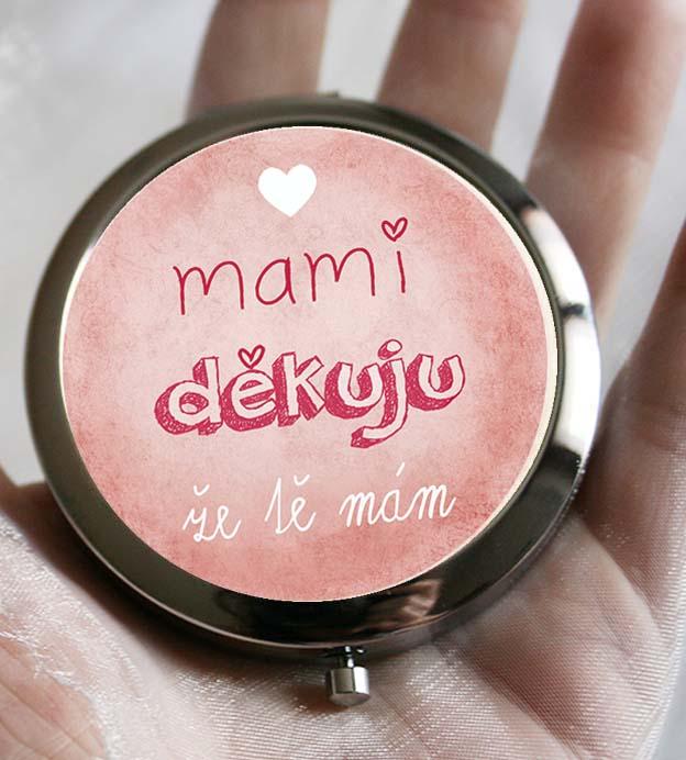 ... dárek pro maminku