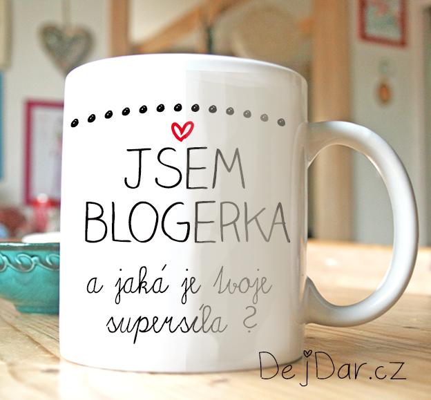 Dárek pro blogerky a blogerky