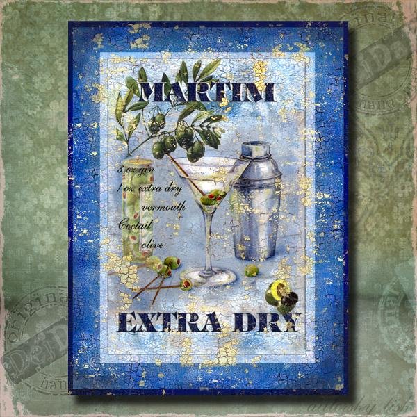 Obrazy martini