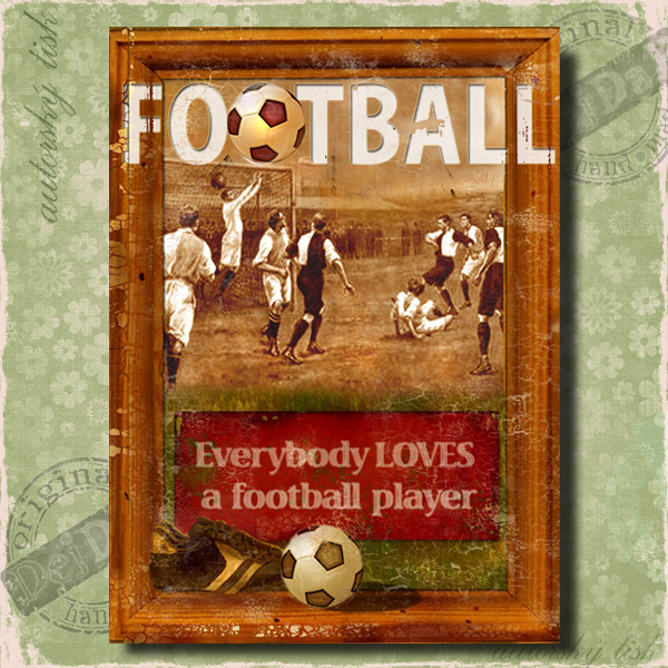 Obrazy fotbal