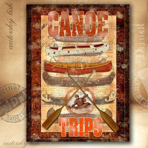 Obrazy kanoe