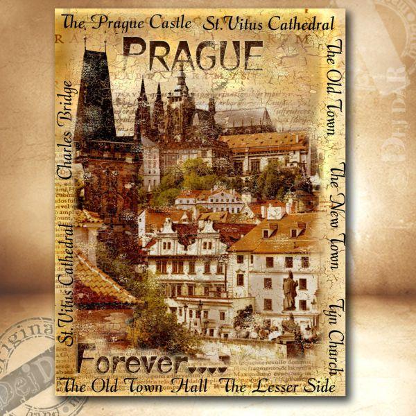 Obrazy Praha V.