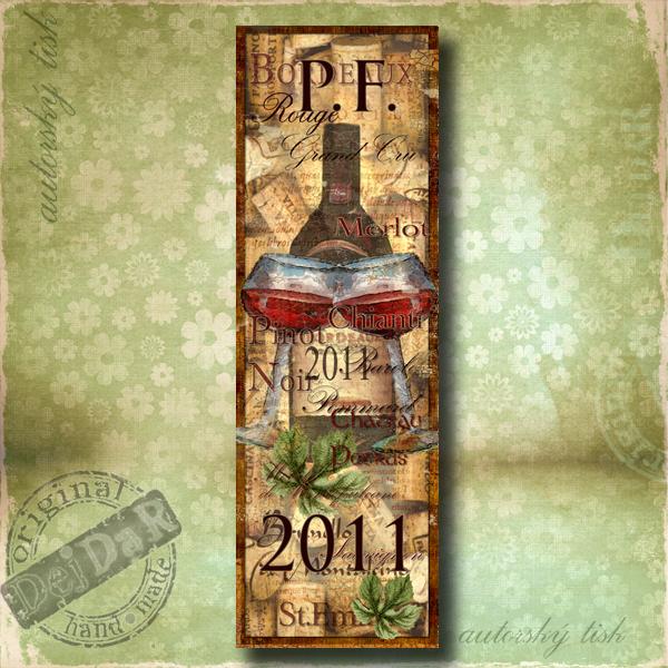 Krabice na víno P.F.