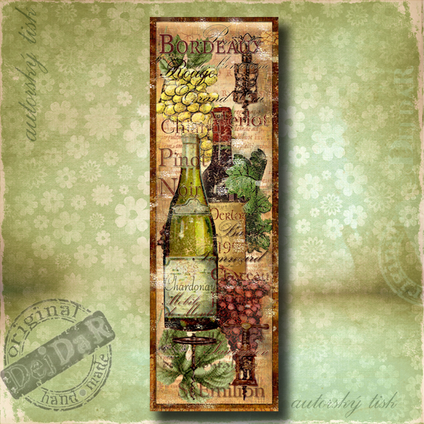 Krabice na víno IV.