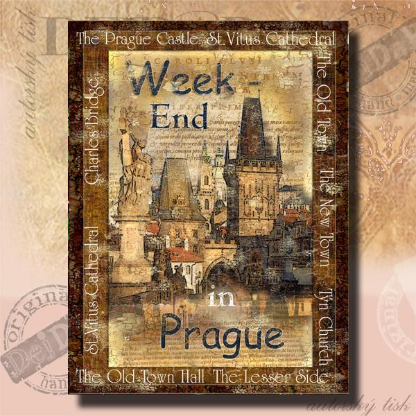 Obrazy Praha XII.