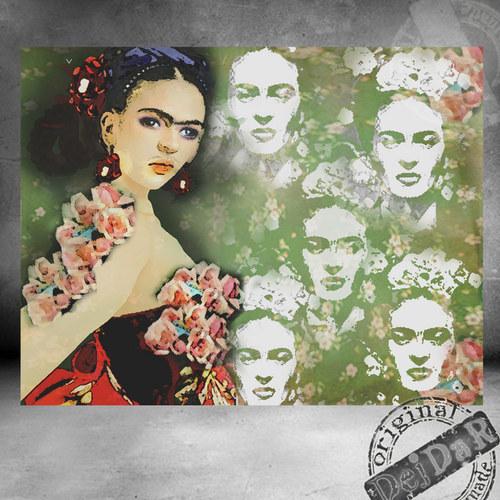 Šperkovnice dřevěná Frida