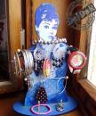 Stojánek na šperky - náušnice - Audrey