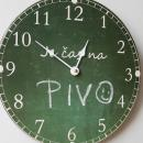 Tabulové hodiny, tip na vtipný dárek